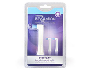 Revolation Revolving 360° Everyday Brush Head Product Image
