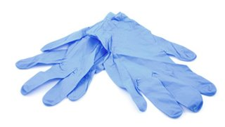 Premium Nitrile Examination Gloves Large